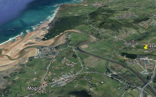 Venta Parcela Urbana en Boo de Piélagos